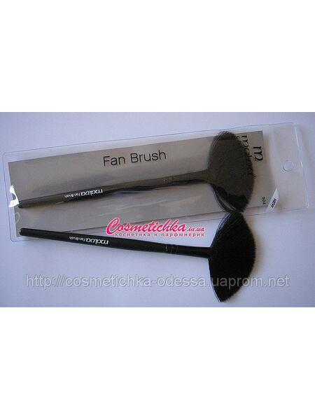 Кисть Malva Cosmetics - Fan brush №04 M-309