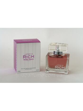 Rich Rose Again Johan. B 85ml
