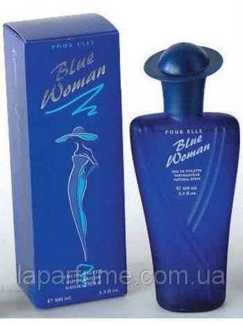 Blue Woman Beautimatic 100ml
