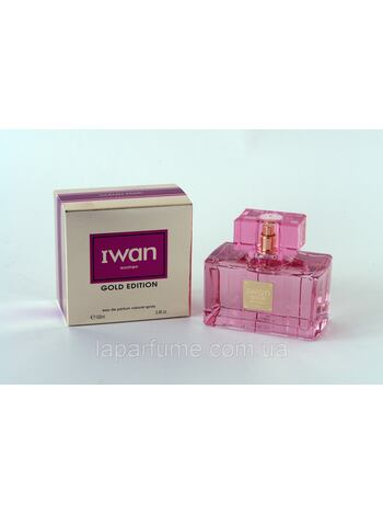 Glenn Perri Iwan Gold Edition Women 100ml