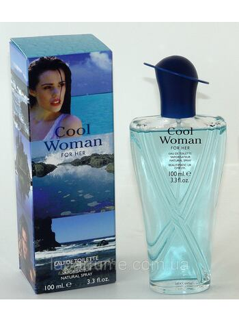 Cool Lady (Cool Woman) Beautimatic 100ml