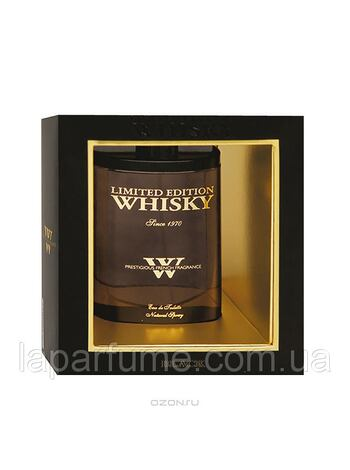 Whisky Black Limited Edition