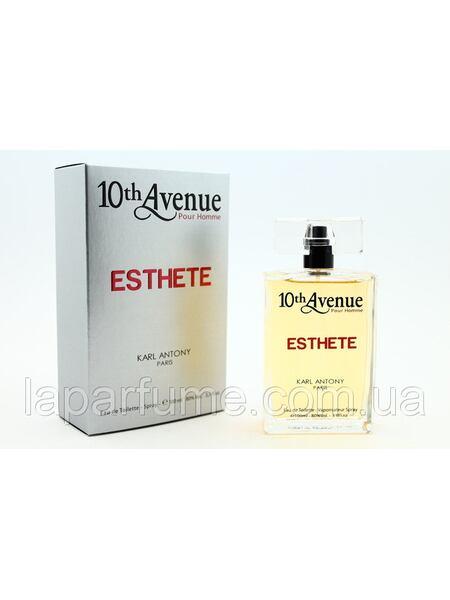 10th Avenue Esthete Pour Homme