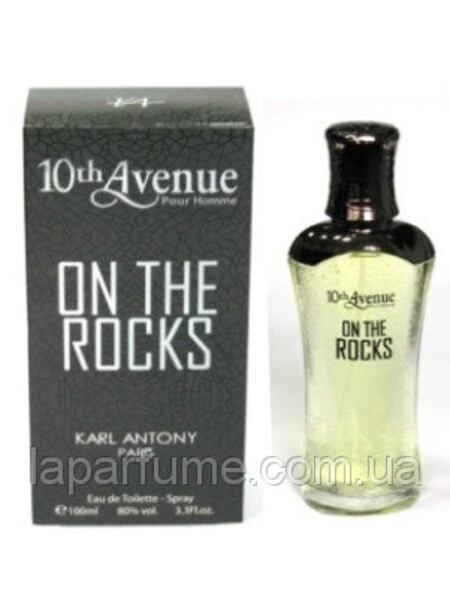 10th Avenue On the Rocks