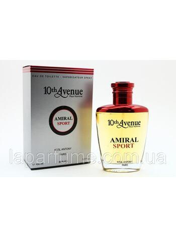 10th Avenue Amiral Sport Pour Homme