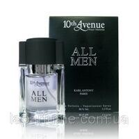 10th Avenue V-Max (All Men) Black Pour Homme