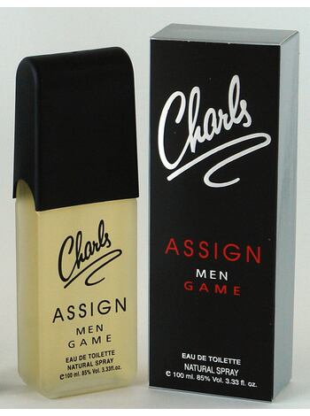 Charle Assign Game Men 100ml