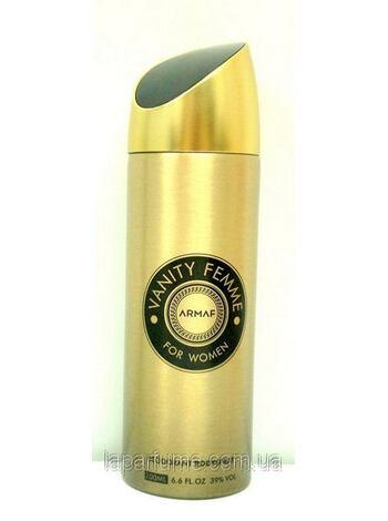 Vanity дезодорант Armaf