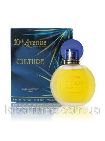10th Avenue Culture Pour Femme