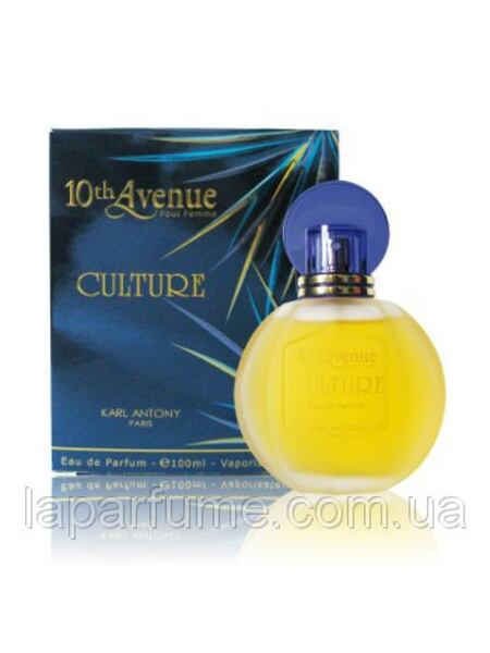 10th Avenue Culture Pour Femme