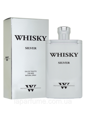 Whisky Silver Premium edt 90ml