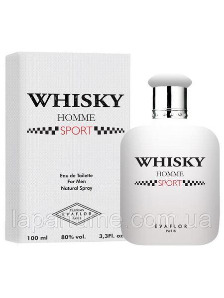 Whisky Homme Sport 100ml