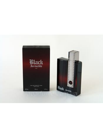 Black Invincible Geparlys 95ml