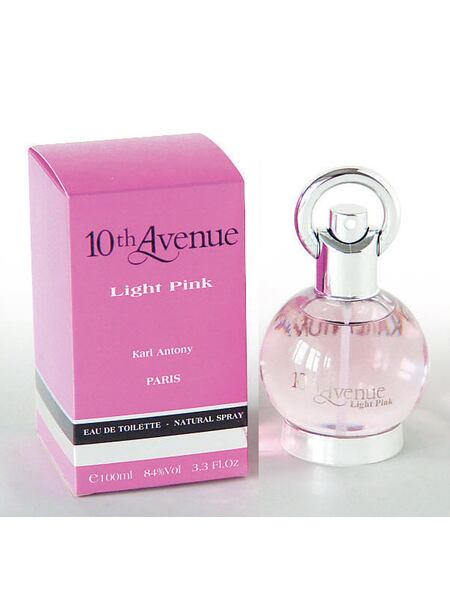 10th Avenue Light Pink Pour Femme