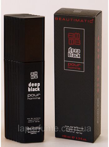 Beautimatic Deep Black 100ml
