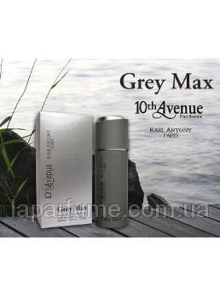10th Avenue Grey Max Pour Homme