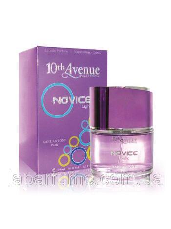 10th Avenue Novice Light Pour Femme