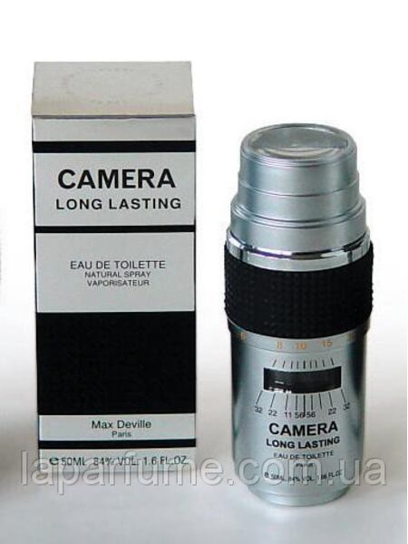 Camera Long Lasting Max Deville