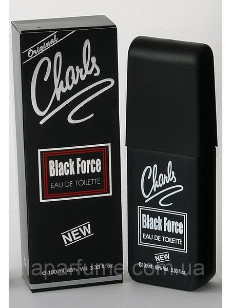 Charle Black Force 100ml