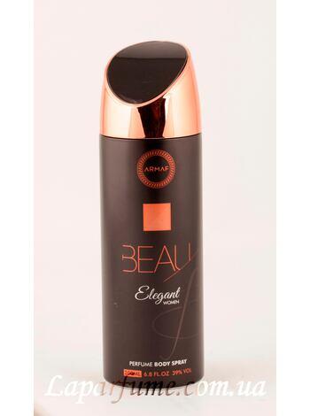 Armaf Beau Elegant Women - Дезодорант