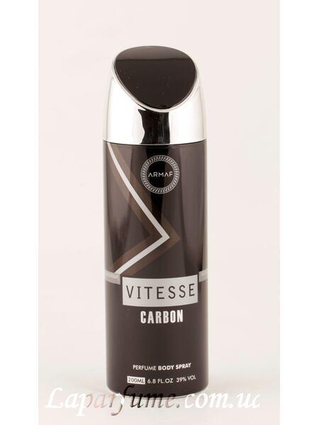 Armaf Vitesse Carbon - дезодорант (200ml)