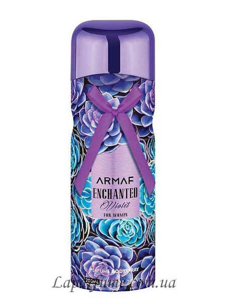 Armaf Enchanted Violet - Дезодорант (200ml)