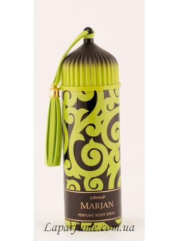 Armaf Marjan Green - Дезодорант (200ml)
