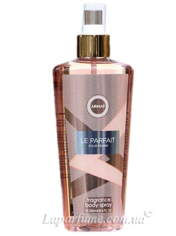 Armaf Le Parfait Femme Body Spray