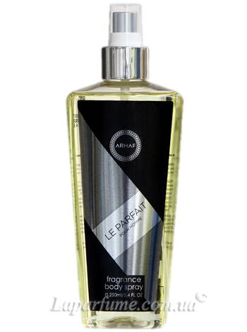 Armaf Le Parfait Homme body spray