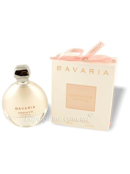 Bavaria Omniya Crystal Fragrance World