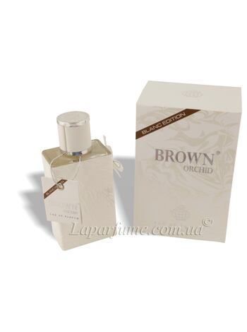 Brown Orchid Blanc Edition Fragrance World