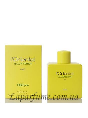 Estelle Ewen L'Oriental Yellow Edition Men