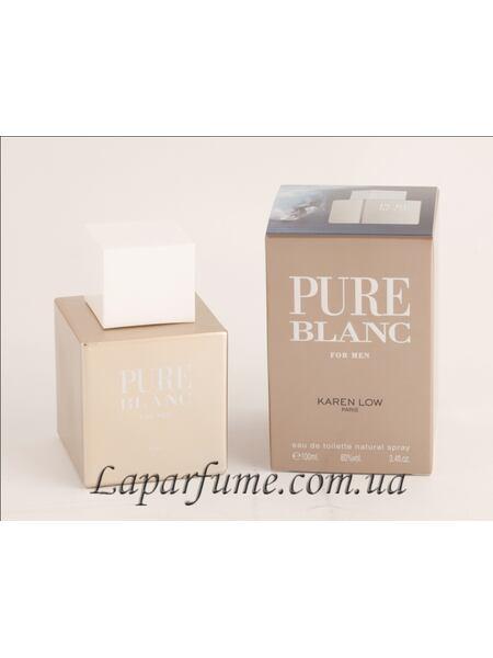Karen Low Pure Blanc Geparlys