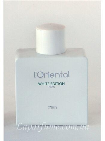 L'Oriental White Edition Estelle Ewen Tester