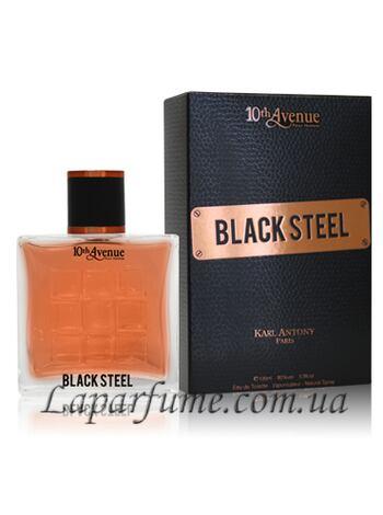 10th Avenue Black Steel Karl Antony