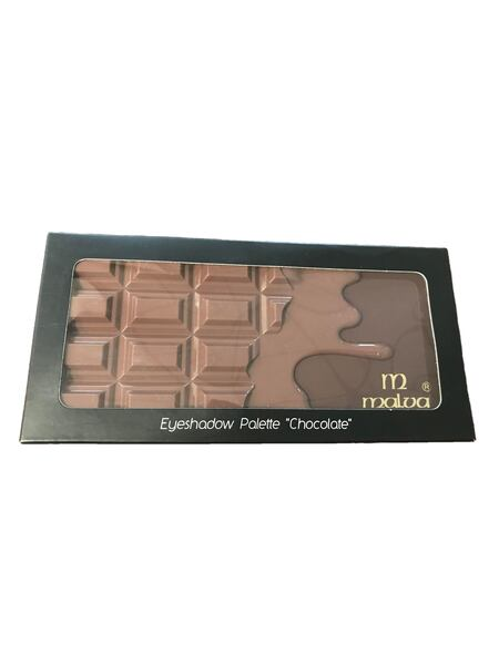 "Malva - Палитра теней для век ""Chocolate"" M474"