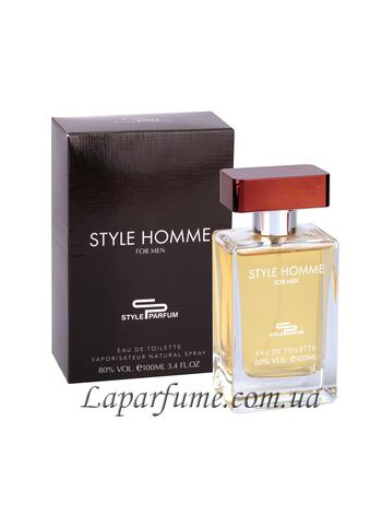 Sterling Parfums Style Homme