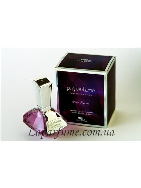 Sterling Parfums Purple Flame