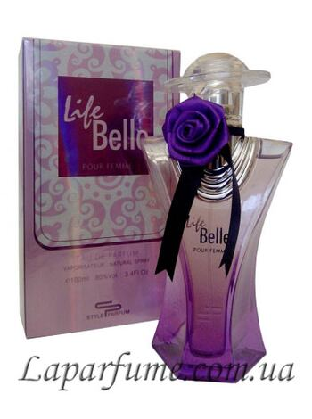 Sterling Parfums Life Belle